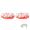 hamburguesa cerdo ibérico